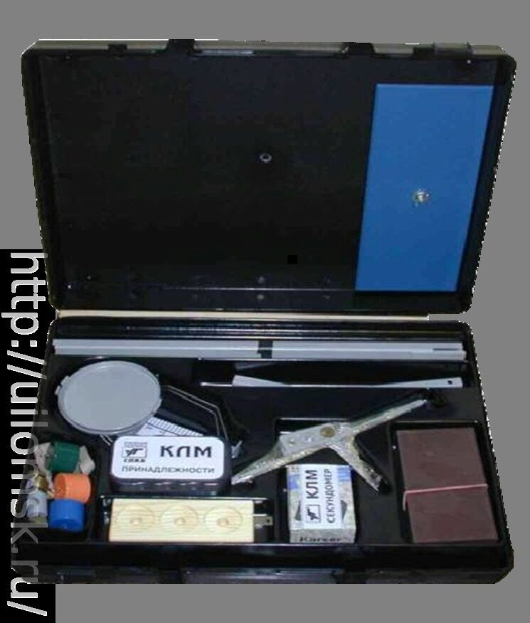 Типовой комплект лабораторного